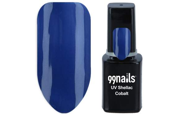 UV Shellac - Cobalt 12ml