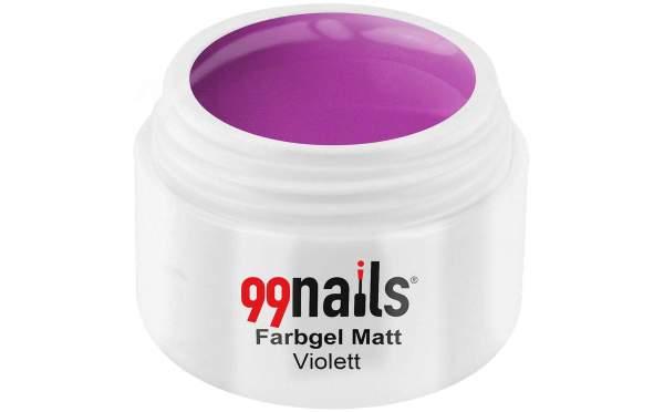 Farbgel Matt - Violett 5ml