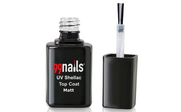 UV Shellac - Top Coat Matt 12ml