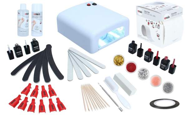Shellac Starter Set - UV Basic
