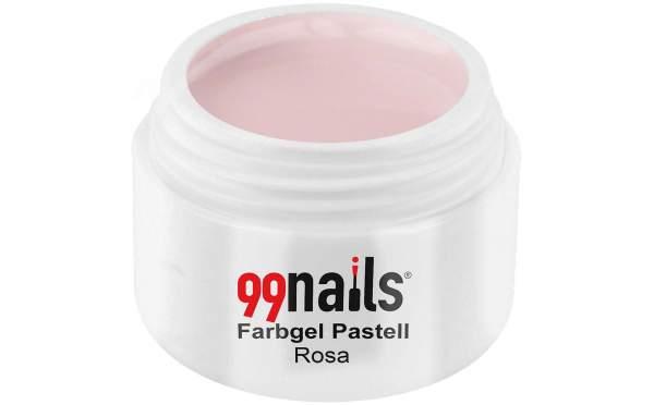 Farbgel Pastell - Rosa 5ml