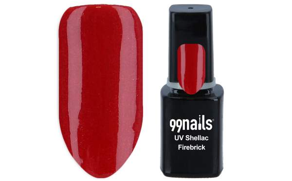 UV Shellac - Firebrick 12 ml