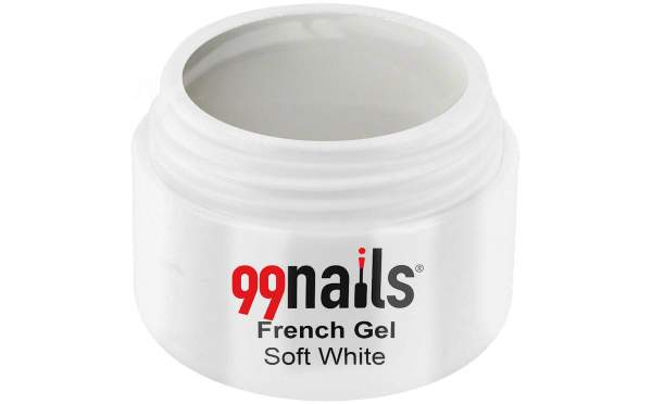 French Gel - Soft White 5ml