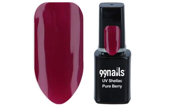 UV Shellac - Pure Berry 12ml