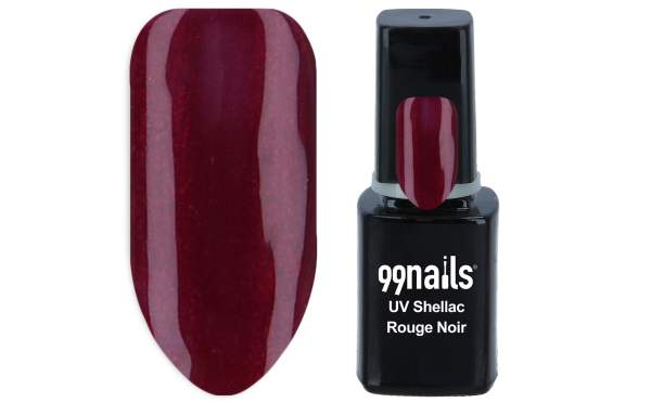 UV Shellac - Rouge Noir 12ml