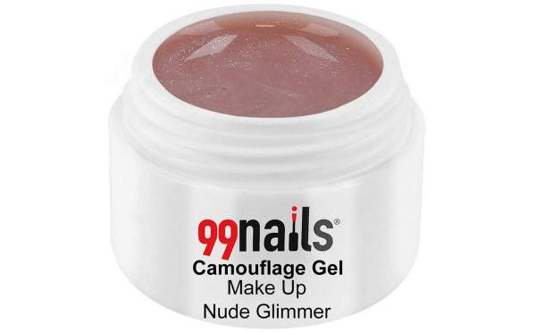 Camouflage Gel – Make Up Nude Glimmer 15ml