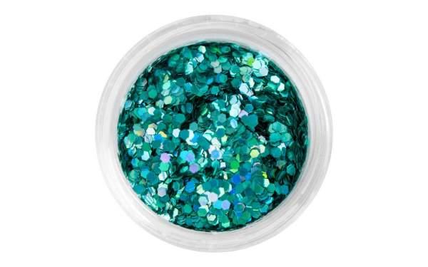 Nailart Pailletten klein Turquoise