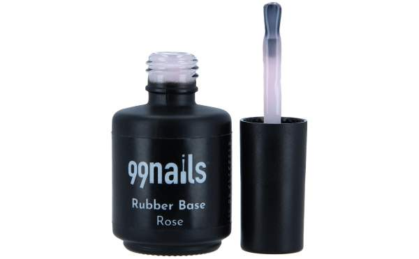 Rubber Base Coat - Rose 12 ml