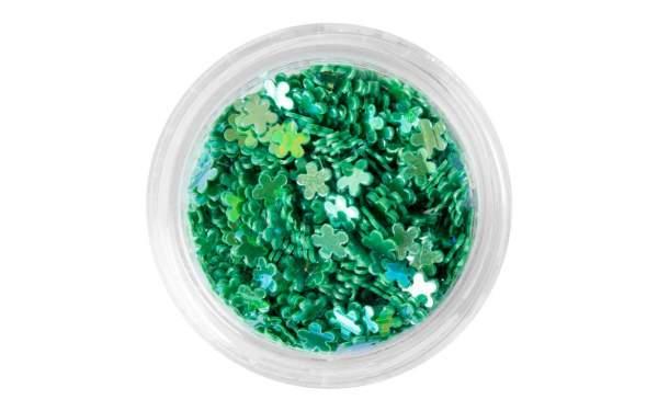 Nailart Blumen Green