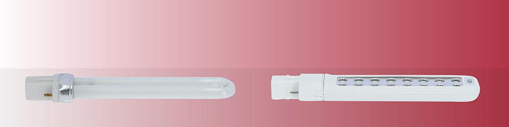 UV Röhre als Ersatz für Härtungsgerät