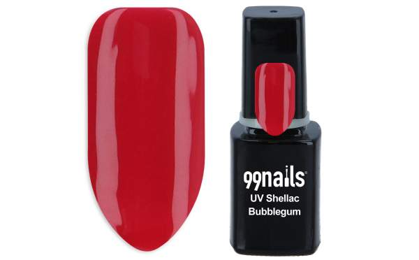 UV Shellac - Bubblegum 12ml