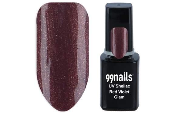 UV Shellac - Red Violet Glam 12ml