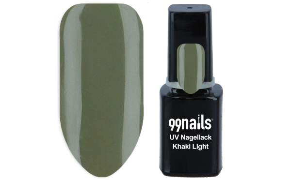UV Nagellack - Khaki Light 12ml