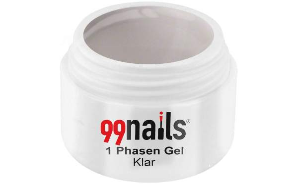1 Phasen Gel - Klar 5ml