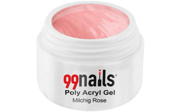 Poly Acryl Gel - Milchig Rose 15ml