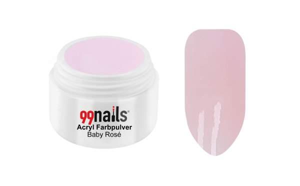 Acryl Farbpulver - Baby Rosé 7g