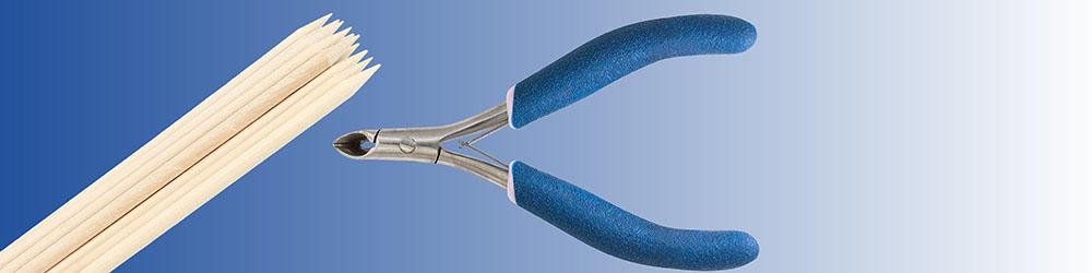 Maniküre Werkzeug
