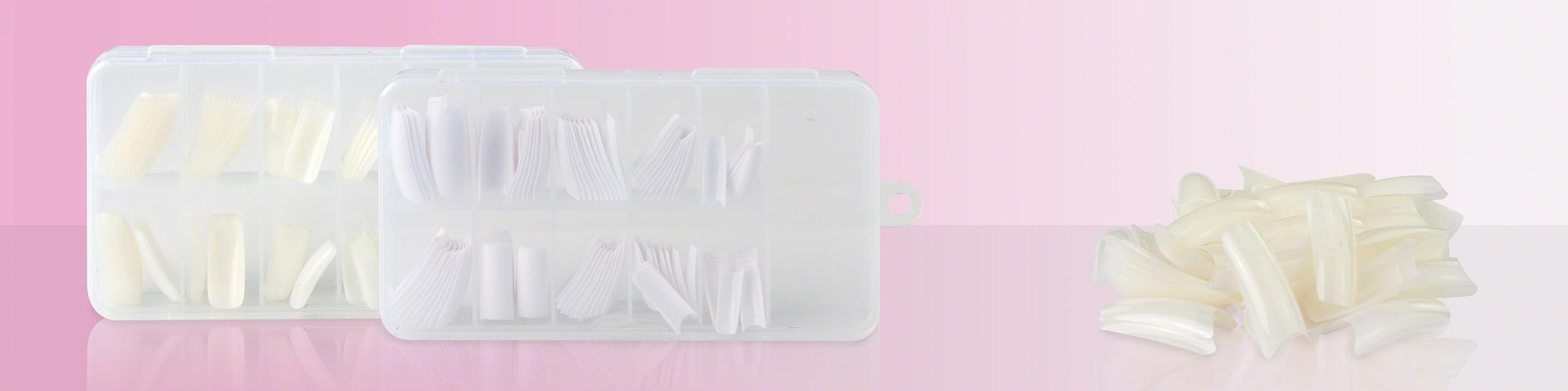 Nagel-Tip Boxen zum Sortieren günstig kaufen | 99nails