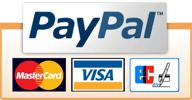 Zahlung per Kreditkarte