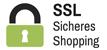 Sicheres shopping mit SSL-Verschlüsselung